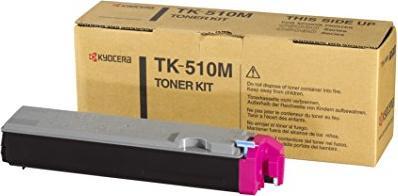 Kyocera TK-510M Toner magenta (1T02F3BEU0) -- via Amazon Partnerprogramm