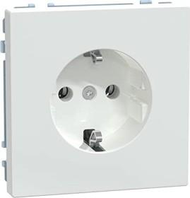 Merten System Design SCHUKO-Steckdose, lotosweiß (MEG2301-6035)