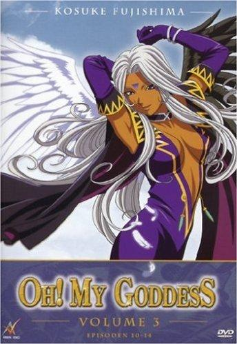Oh! My Goddess Vol. 3 (Folgen 10-14) -- via Amazon Partnerprogramm