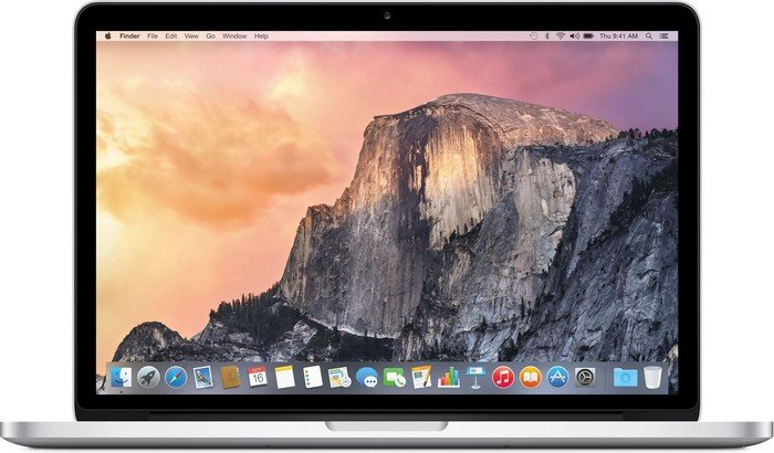 "Apple MacBook Pro 13.3"" Retina, Core i5-5257U, 8GB RAM, 128GB SSD, UK/US [Early 2015 / Z0QM] (MF839B/A)"