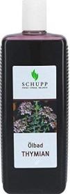 Schupp thyme oil bath, 1000ml