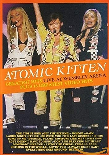 Atomic Kitten - Greatest Hits -- via Amazon Partnerprogramm