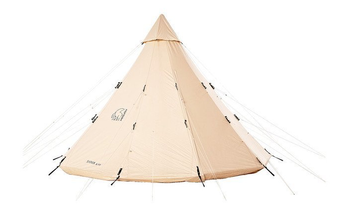 Nordisk Sioux group tent -- ©Globetrotter