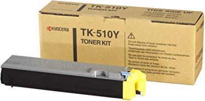 Kyocera TK-510Y Toner gelb (1T02F3AEU0) -- via Amazon Partnerprogramm