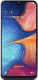 Samsung Galaxy A20e Duos A202F/DS schwarz