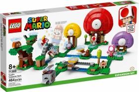 LEGO Super Mario - Toads Schatzsuche Erweiterungsset (71368)