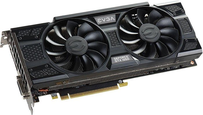 EVGA GeForce GTX 1050 FTW Gaming ACX 3.0, 2GB GDDR5, DVI, HDMI, DisplayPort (02G-P4-6157-KR)