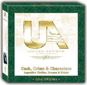 United Artists Collection 3 - Cash, Crime & Characters