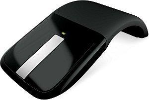 Microsoft Arc Touch Mouse schwarz, USB (RVF-00003/7MP-00005)