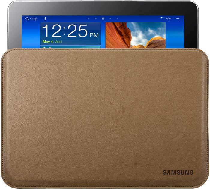 Samsung EFC-1E3LDE leather case brown