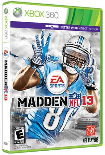 EA sports Madden NFL 13 (Kinect) (English) (Xbox 360)