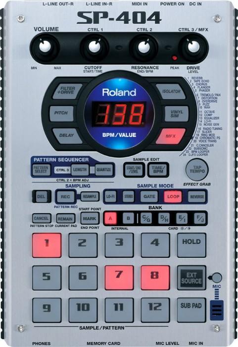 Roland Boss SP-404 Sampler -- via Amazon Partnerprogramm