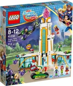 LEGO DC Super Hero Girls - Super Hero High School (41232)