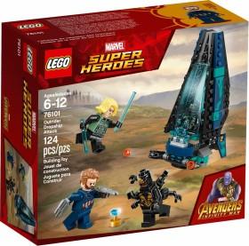 LEGO Marvel Super Heroes Spielset - Outrider Dropship-Angriff (76101)