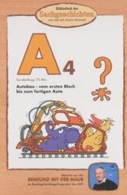 Bibliothek der Sachgeschichten: A4 - Autobau (DVD)