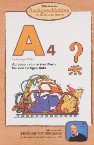 Bibliothek der Sachgeschichten: A4 - Autobau -- via Amazon Partnerprogramm