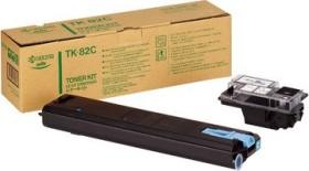 Kyocera Toner TK-82C cyan (370095KL)