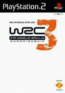 WRC 3 (World Rally Championship 3) (niemiecki) (PS2)