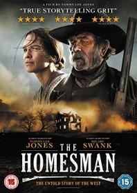 The Homesman (DVD) (UK)