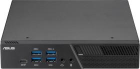 ASUS Mini PC PB50-BR026MD, Ryzen 5 3550H, 8GB RAM, 128GB SSD (90MS01Q1-M00260)