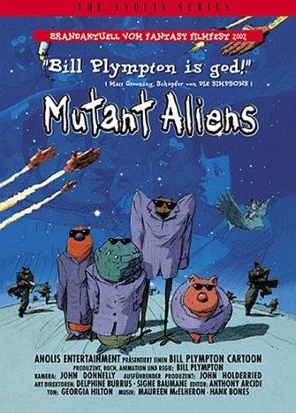 Mutant Aliens -- via Amazon Partnerprogramm
