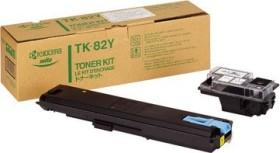 Kyocera Toner TK-82Y gelb (370093KL)