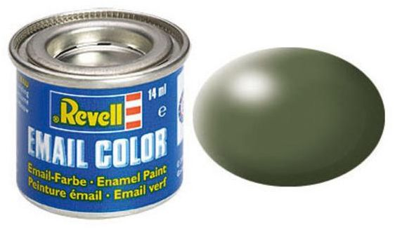 Revell Email Color olive green, silk (32361)