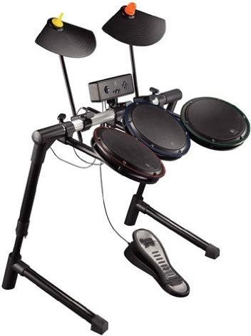 Logitech Wireless Drum Controller (PS3/PS2)