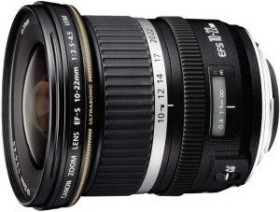 Canon EF-S 10-22mm 3.5-4.5 USM black (9518A003/9518A007)
