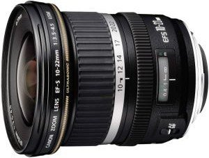 Canon EF-S 10-22mm 3.5-4.5 USM (9518A003/9518A007)