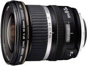 Canon EF-S 10-22mm 3.5-4.5 USM black (9518A003/9518A007)