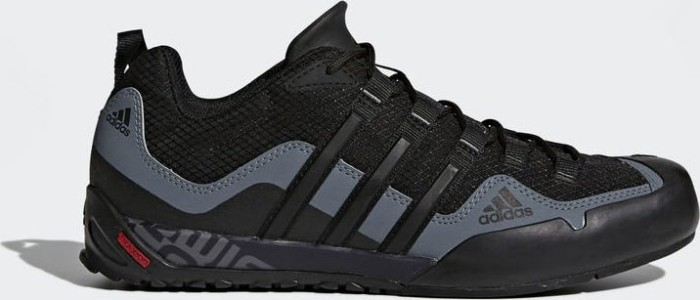 adidas Terrex Swift Solo core black/lead (Herren) (D67031) ab € 52,15