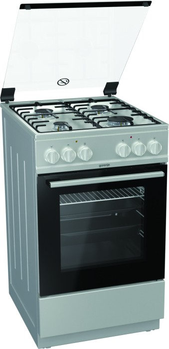 Gorenje K5151XH electric cooker with gas hob