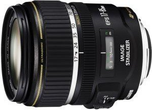 Canon EF-S 17-85mm 4.0-5.6 IS USM black (9517A003/9517A008)