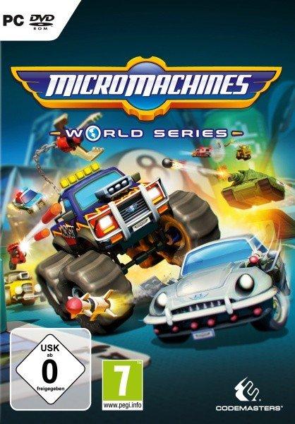 Micro Machines: World Series (PC)
