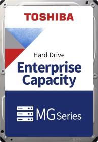 Toshiba Enterprise Capacity MG07SCA 12TB, 512e, SIE, SAS 12Gb/s (MG07SCA12TEY)