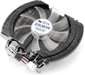 Zalman VF2000 LED VGA/CPU Coolers (Socket 775/AM2/AM2+/AM3)