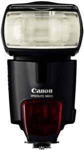 Canon Speedlite 580EX flash (9445A003)