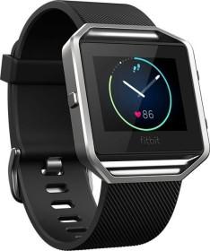 Fitbit Blaze Large Aktivitäts-Tracker schwarz (FB502SBKL)