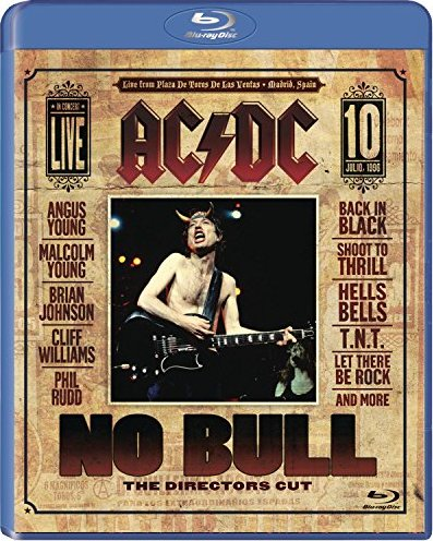AC/DC - No Bull Live (Blu-ray) -- via Amazon Partnerprogramm