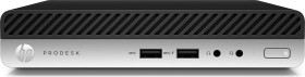 HP ProDesk 405 G4 DM, Ryzen 5 2400GE, 8GB RAM, 256GB SSD, Windows 10 Pro (6XB53EA#ABD)