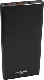 Ansmann Powerbank 10Ah Type-C 18W PD anthracite (1700-0115)