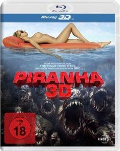 Piranha (3D) (Blu-ray)