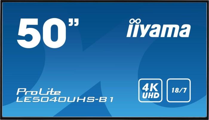 """iiyama ProLite LE5040UHS-B1, 50"""""""