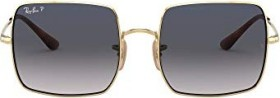 Ray-Ban RB1971 Square 1971 Classic 54mm gold/blue-grey gradient (RB1971-914778)