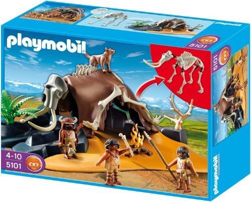 playmobil History - Mammutknochen-Zelt mit Jägern (5101) -- via Amazon Partnerprogramm
