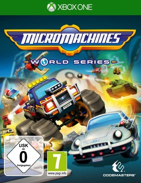 Micro Machines: World Series (Xbox One)
