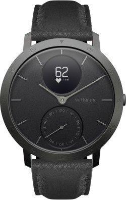 Nokia Steel HR 40mm Aktivitäts-Tracker black/grey