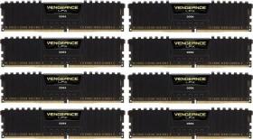 Corsair Vengeance LPX black DIMM kit 64GB, DDR4-4266, CL19-26-26-46 (CMK64GX4M8X4266C19)
