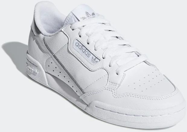 adidas Continental 80 ftwr white/silver metallic (Damen) (EE8925) ab € 60,00